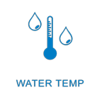OEM Water Temperature Sensor Icon